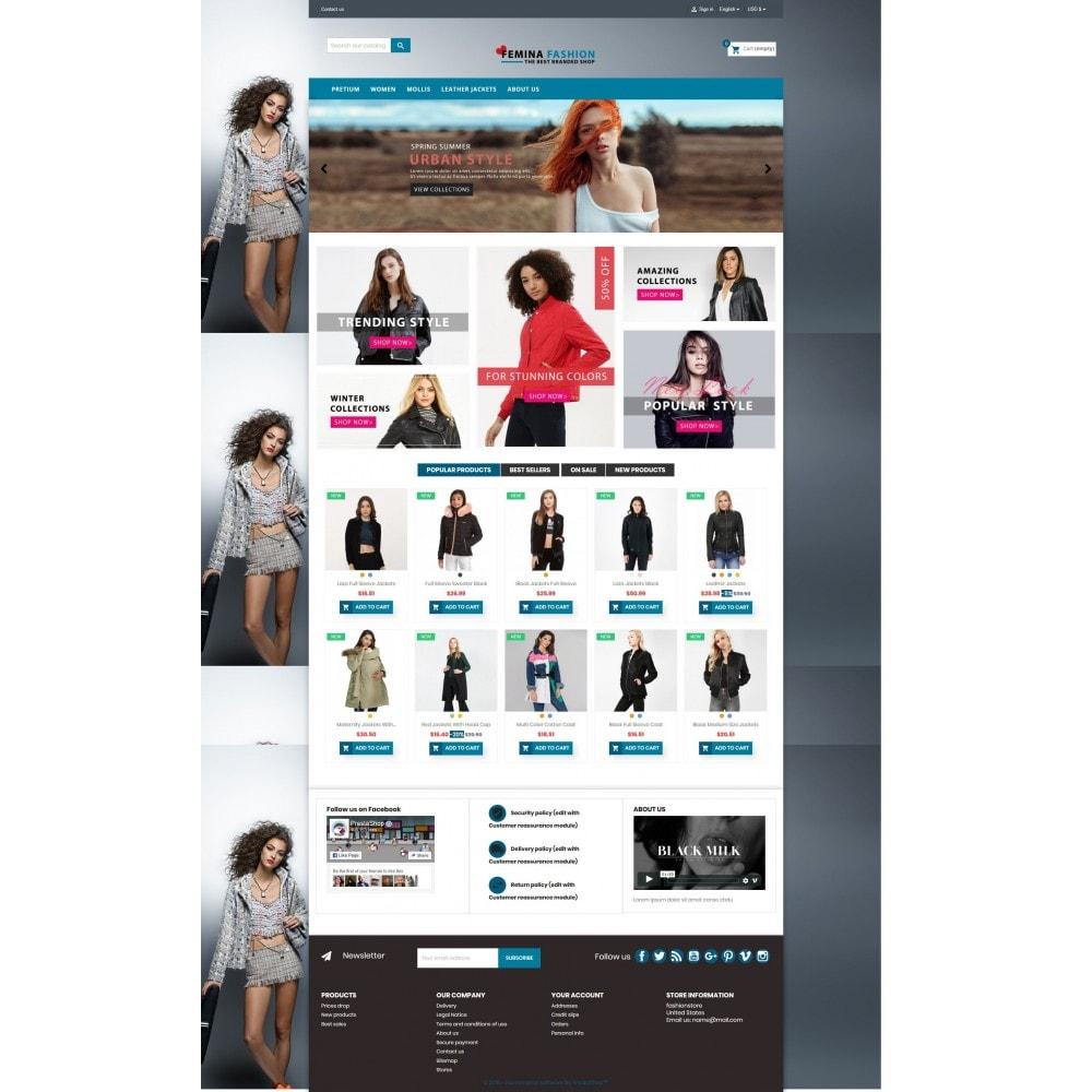 theme - Moda y Calzado - Femina Fashion Premium GB105 - 11