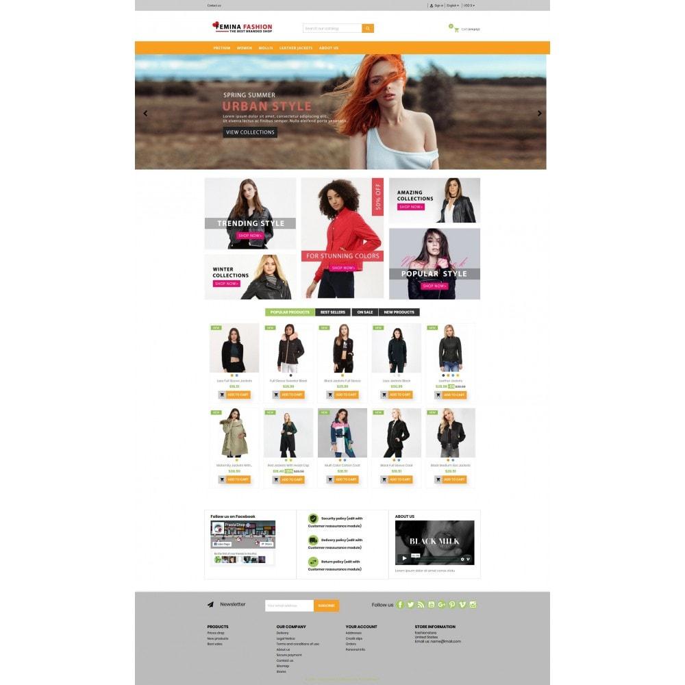 theme - Moda y Calzado - Femina Fashion Premium GB105 - 13