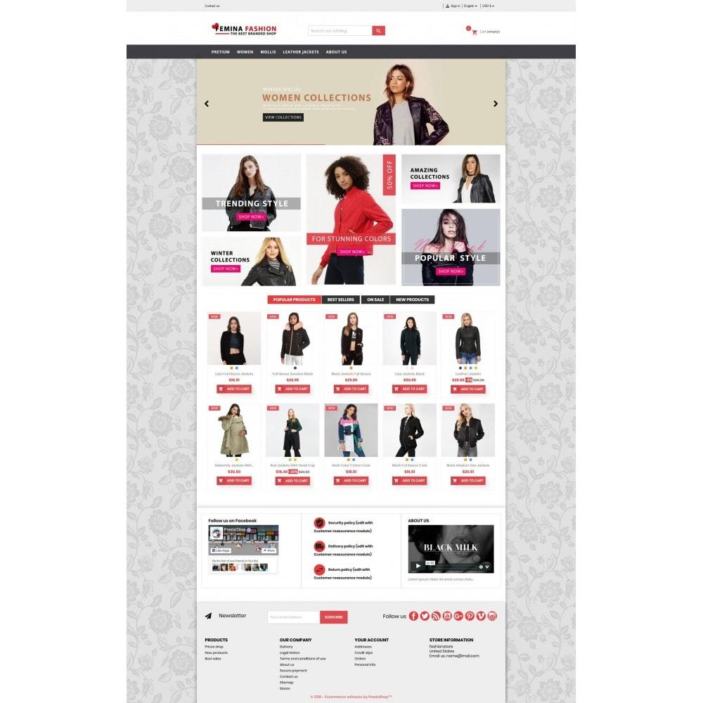 theme - Moda y Calzado - Femina Fashion Premium GB105 - 14