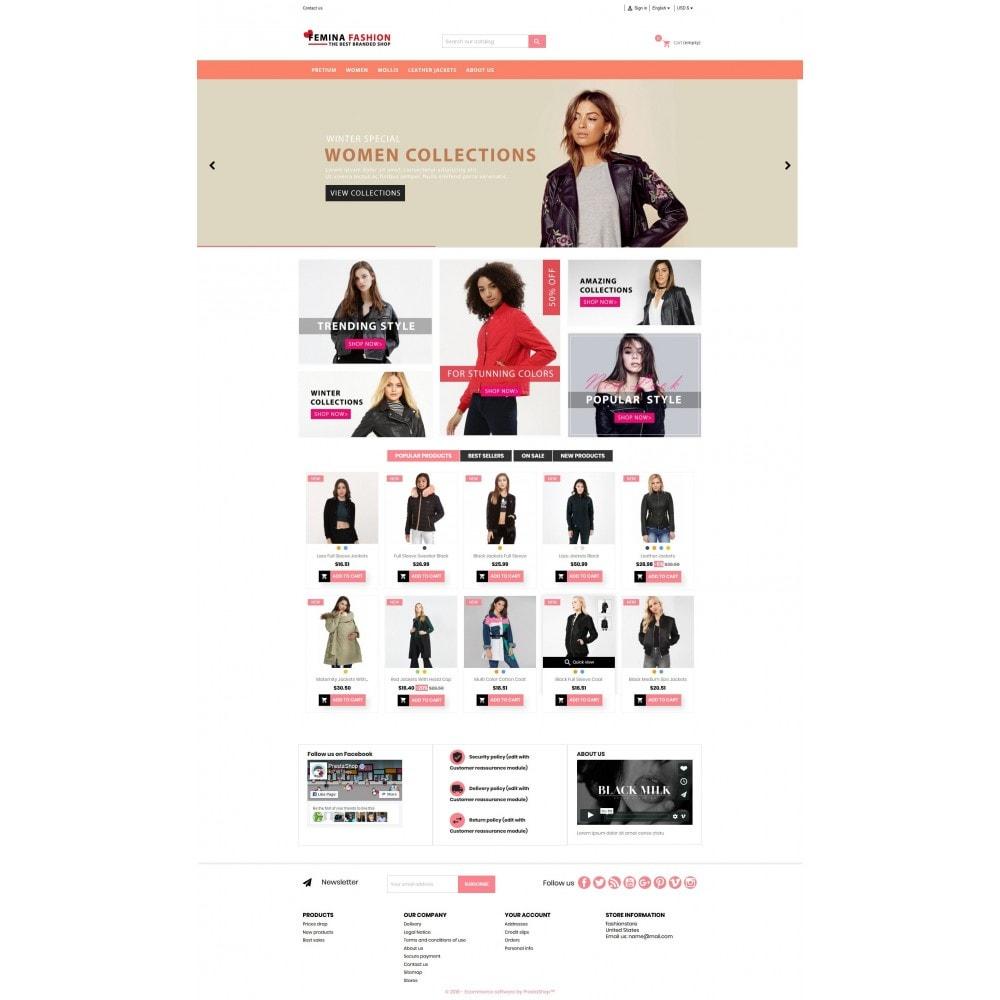 theme - Moda y Calzado - Femina Fashion Premium GB105 - 15