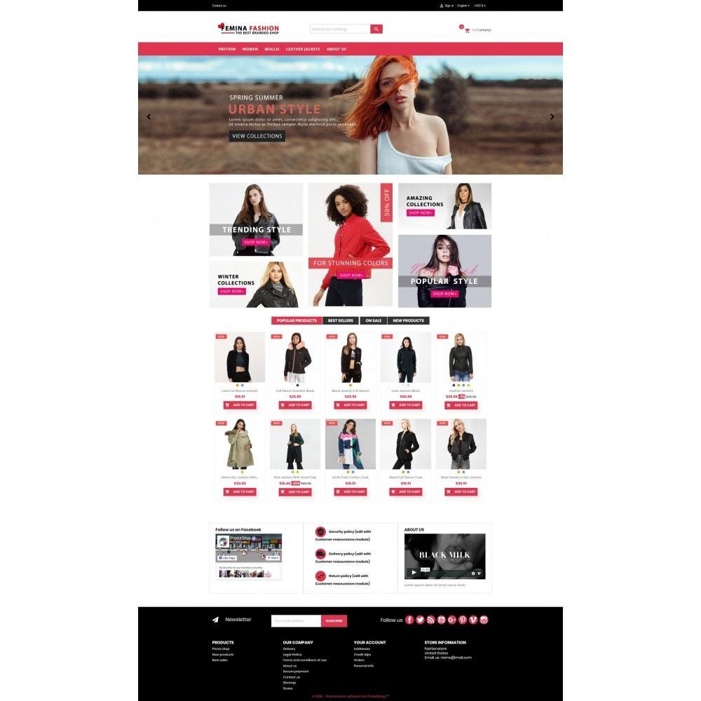 theme - Moda y Calzado - Femina Fashion Premium GB105 - 16