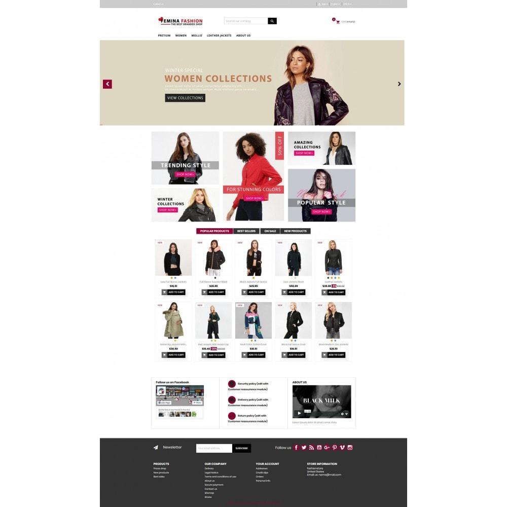 theme - Moda y Calzado - Femina Fashion Premium GB105 - 17