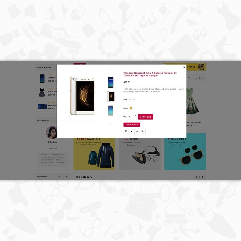 theme - Elektronika & High Tech - Shopdeal - The Multistore Template - 7