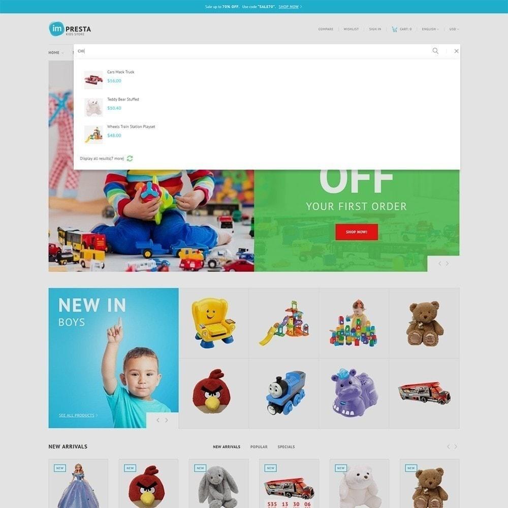theme - Enfants & Jouets - Impresta - Kids Store - 7