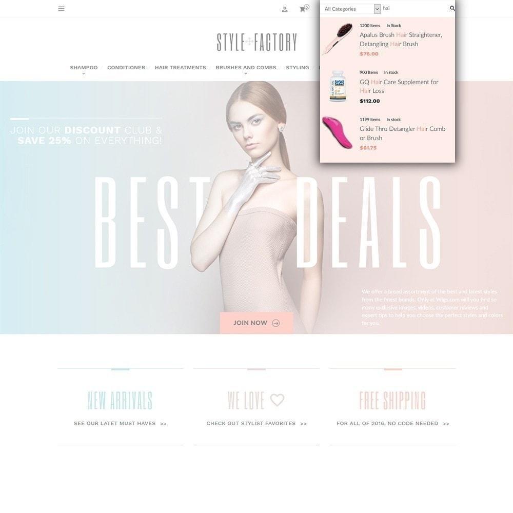 theme - Salud y Belleza - StyleFactory - 5