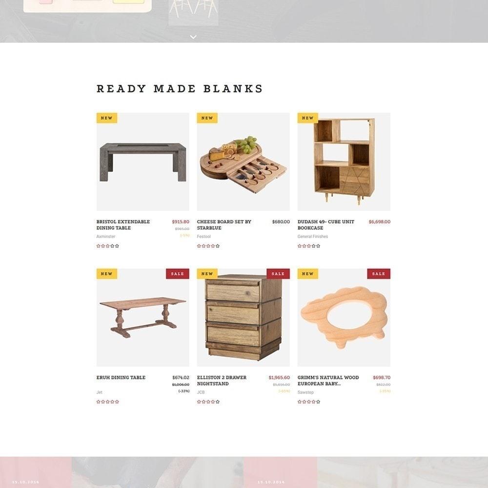 theme - Hogar y Jardín - Carpentry Store - 6