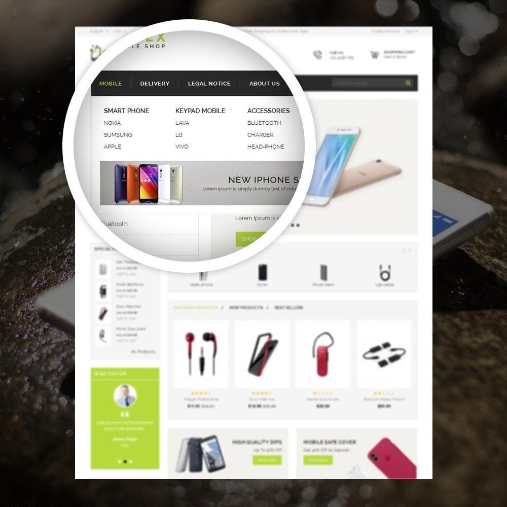 theme - Elektronika & High Tech - Fedex - Mobile Shop - 7