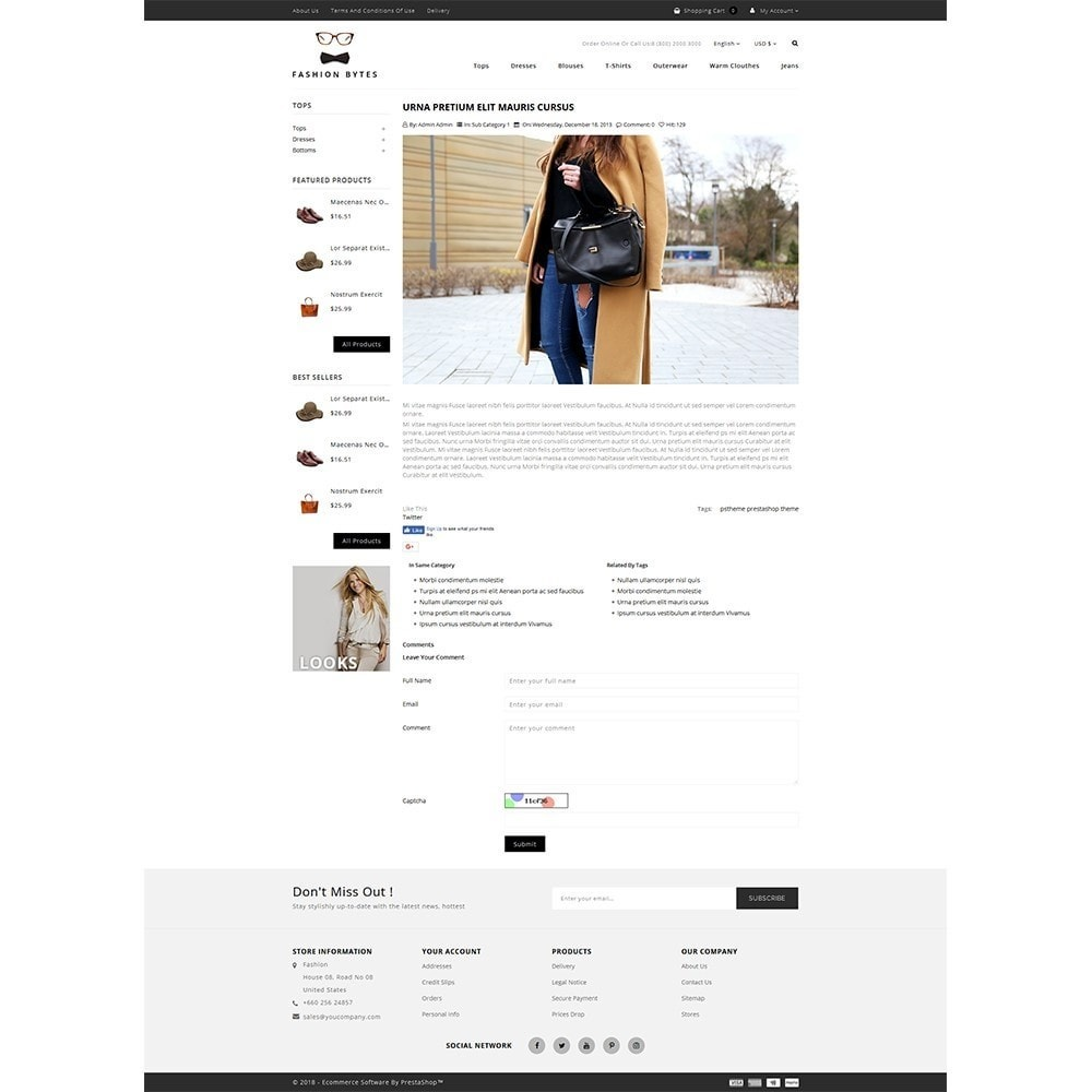 theme - Mode & Schoenen - Fashion Bytes Store - 6