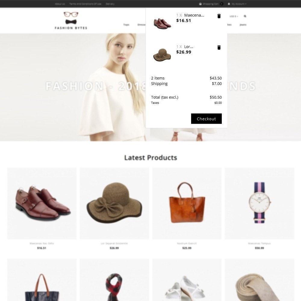 theme - Mode & Schoenen - Fashion Bytes Store - 8