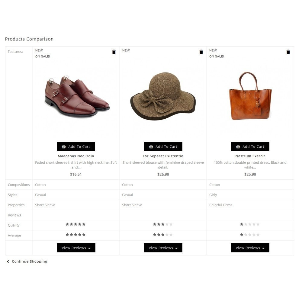 theme - Mode & Schoenen - Fashion Bytes Store - 9