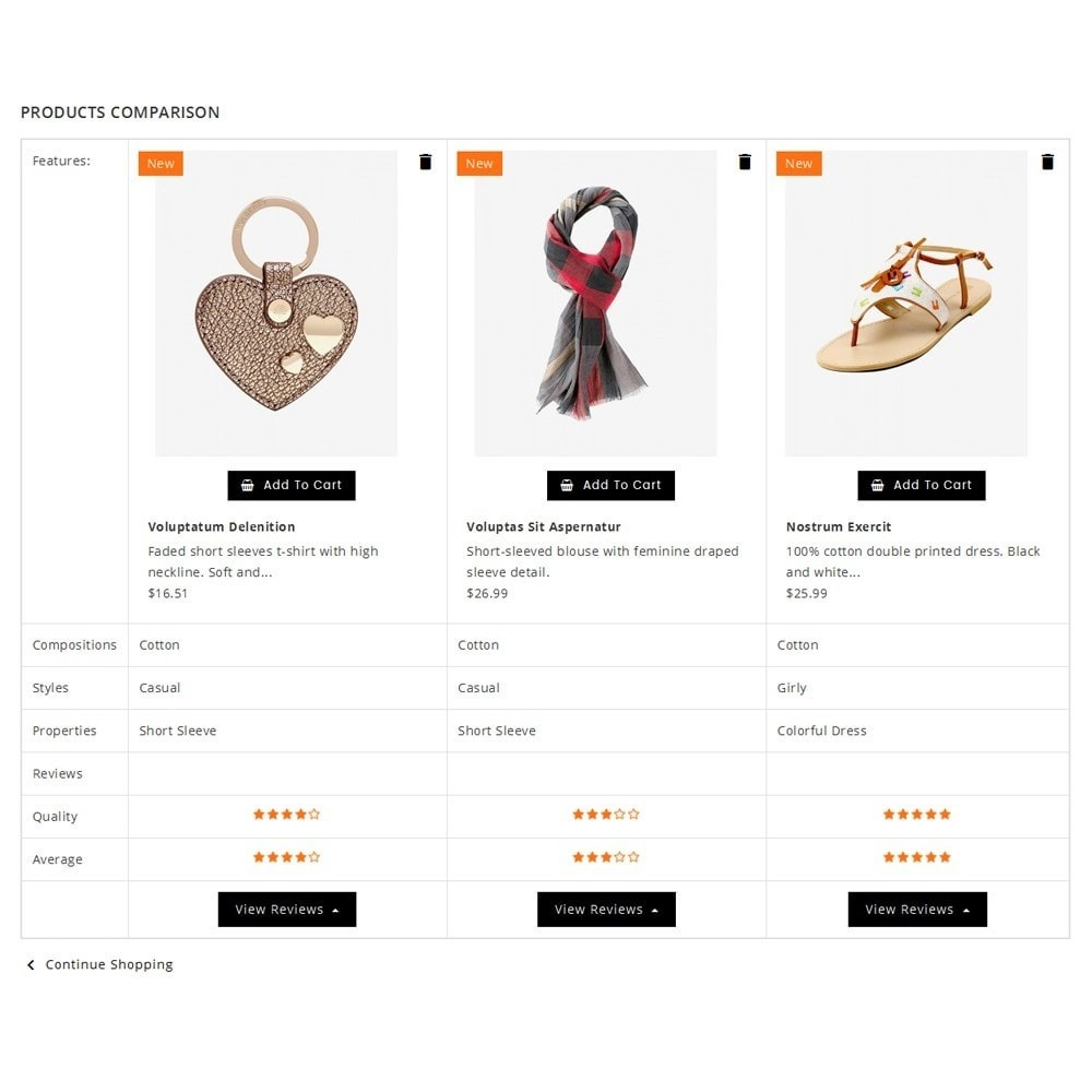 theme - Moda & Calzature - In-style Fashion Store - 9
