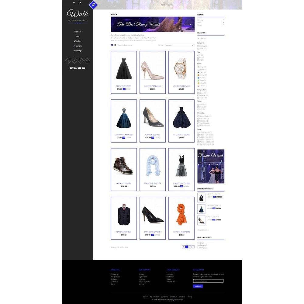 theme - Fashion & Shoes - Walk Store - 3