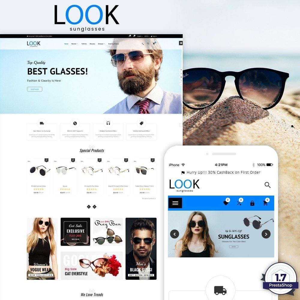 theme - Arte & Cultura - Look – Goggles Super Store - 1