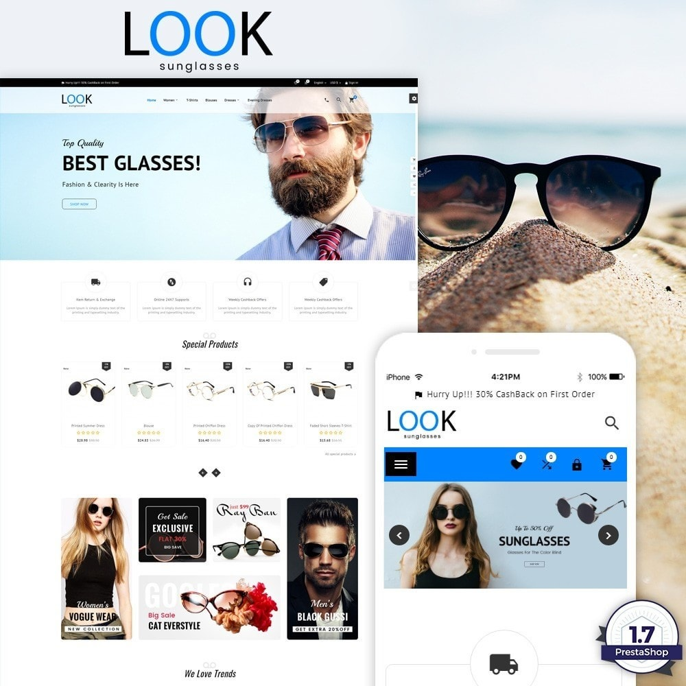 theme - Art & Culture - Look – Goggles Super Store - 1