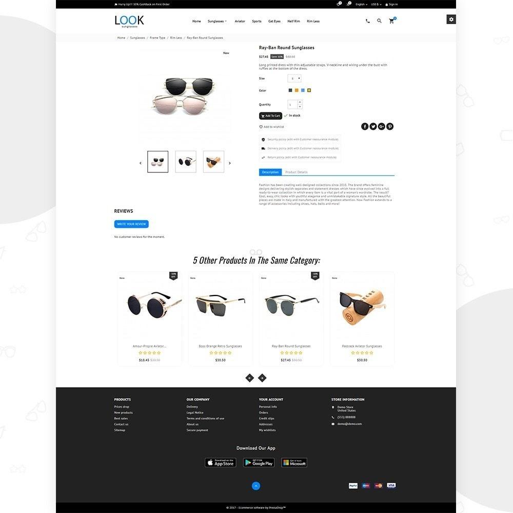 theme - Arte & Cultura - Look – Goggles Super Store - 4