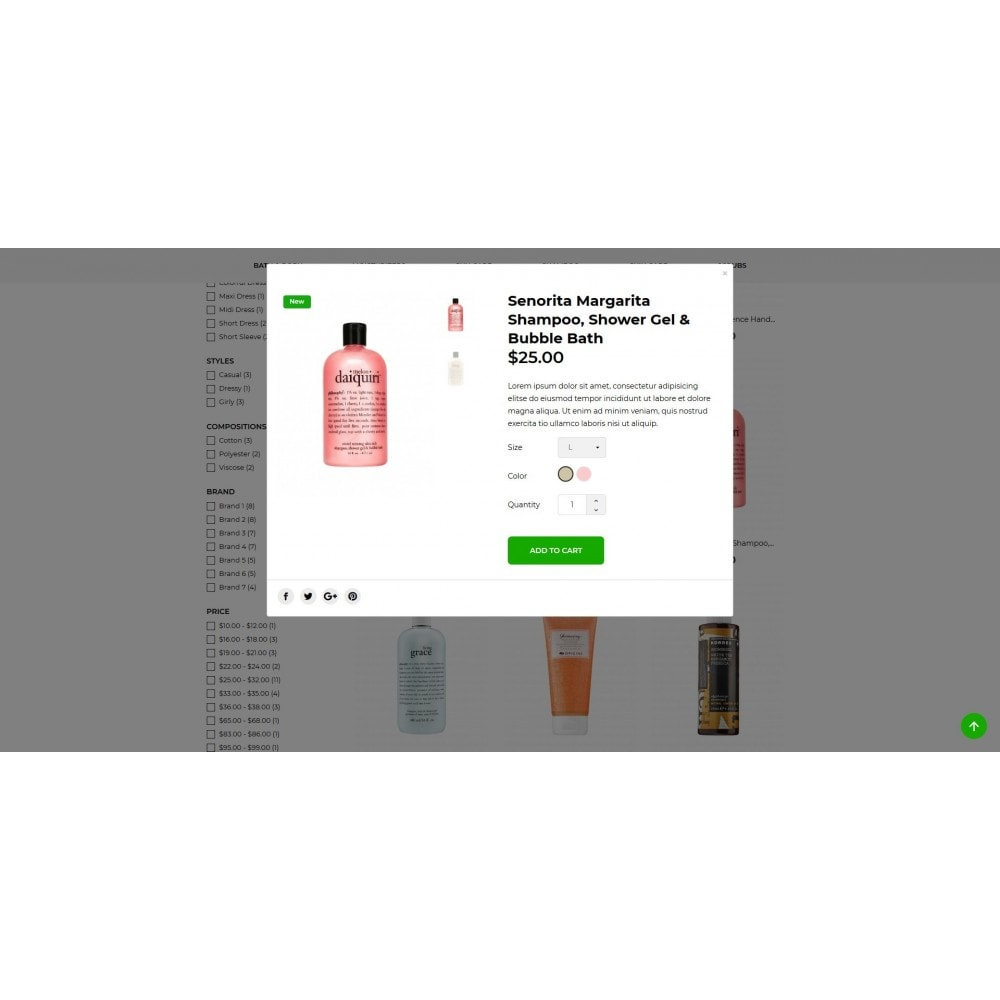 theme - Zdrowie & Uroda - Natuerra Cosmetics - 12