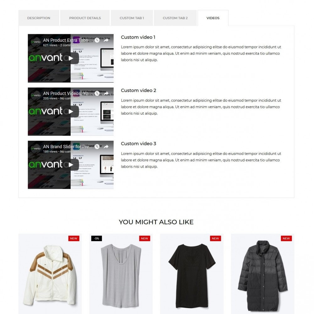 theme - Moda & Calzature - OVStore Fashion Store - 8