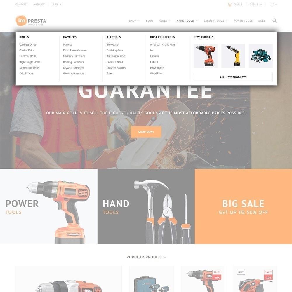 theme - Casa & Giardino - Impresta Tools - 6