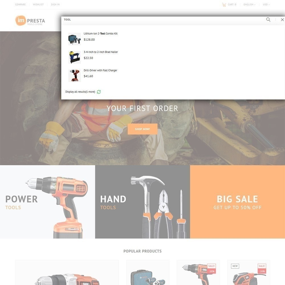 theme - Дом и сад - Impresta Tools - 7