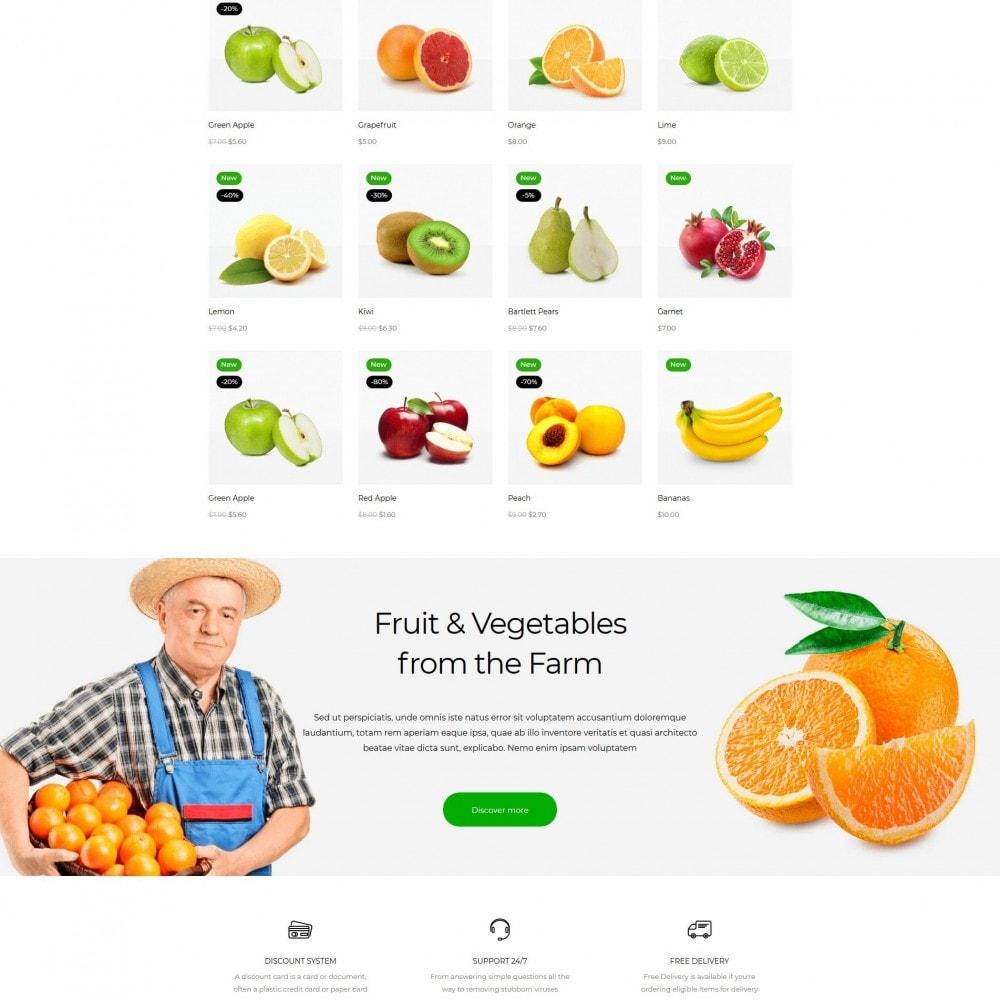 theme - Food & Restaurant - Grofers - 3