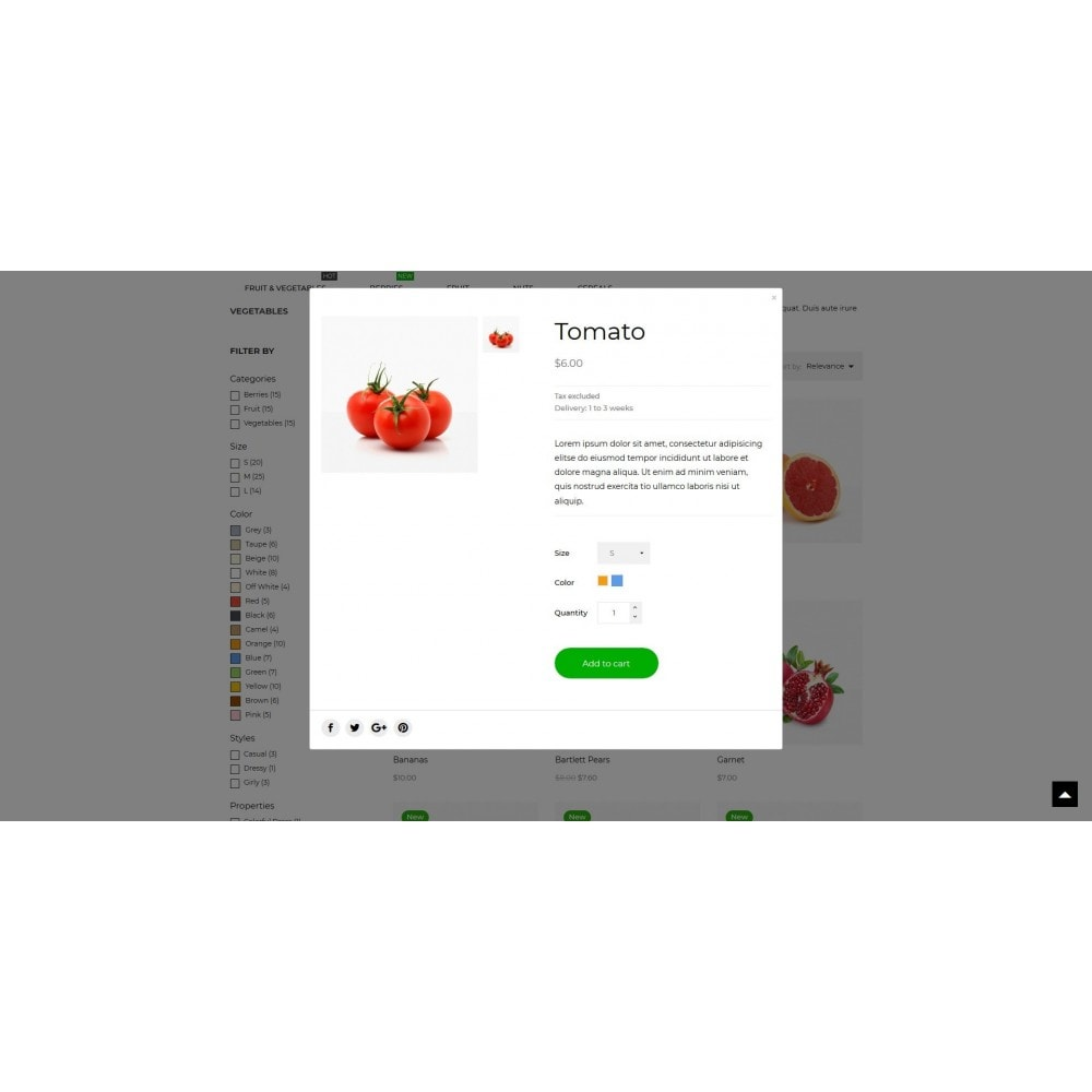 theme - Gastronomía y Restauración - Grofers - 10