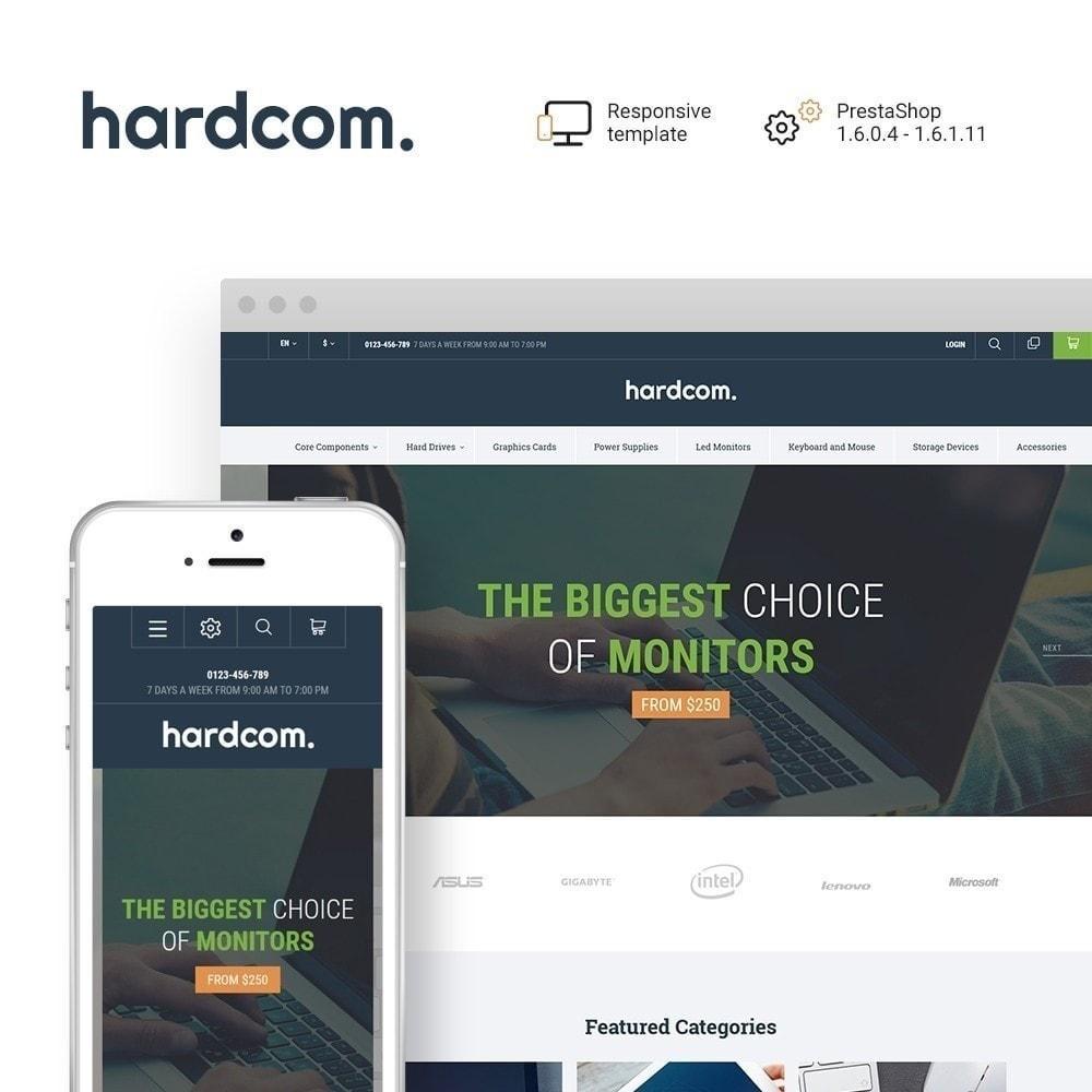 theme - Electronique & High Tech - Hardcom - 2