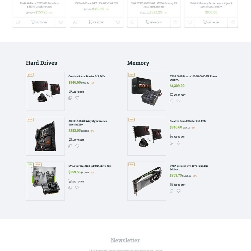 theme - Electronique & High Tech - Hardcom - 6
