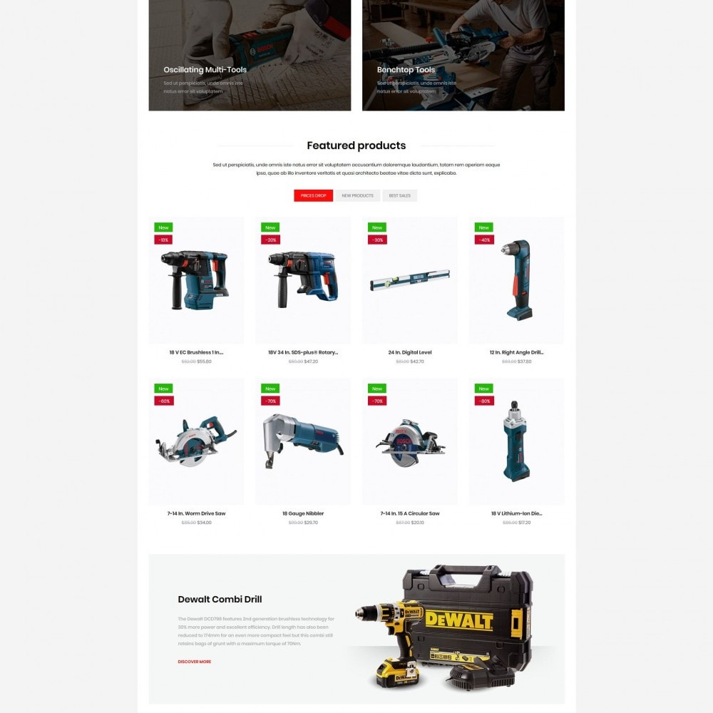 theme - Elektronika & High Tech - Toolstop - 3