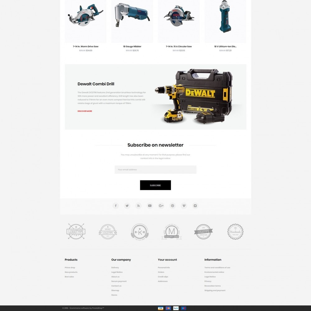 theme - Elektronika & High Tech - Toolstop - 4