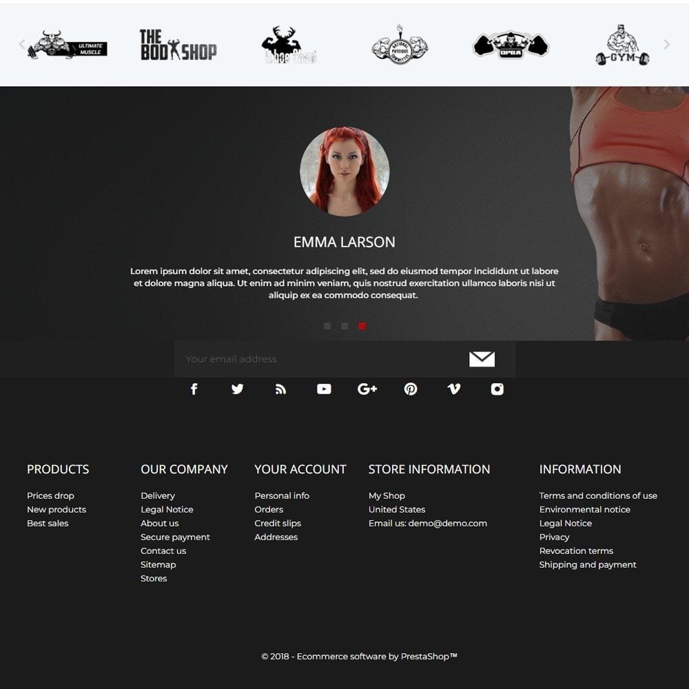 theme - Desporto, Actividades & Viagens - Predator - 4