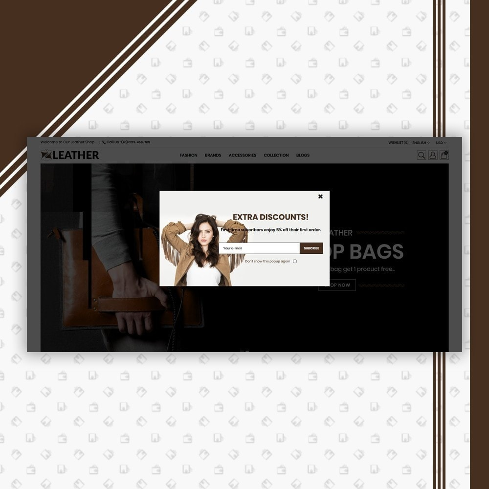 theme - Moda y Calzado - Leather Style Shop - 7