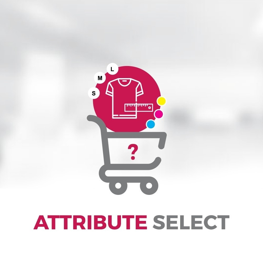 module - Diversificação & Personalização de Produtos - Attribute Select - 1