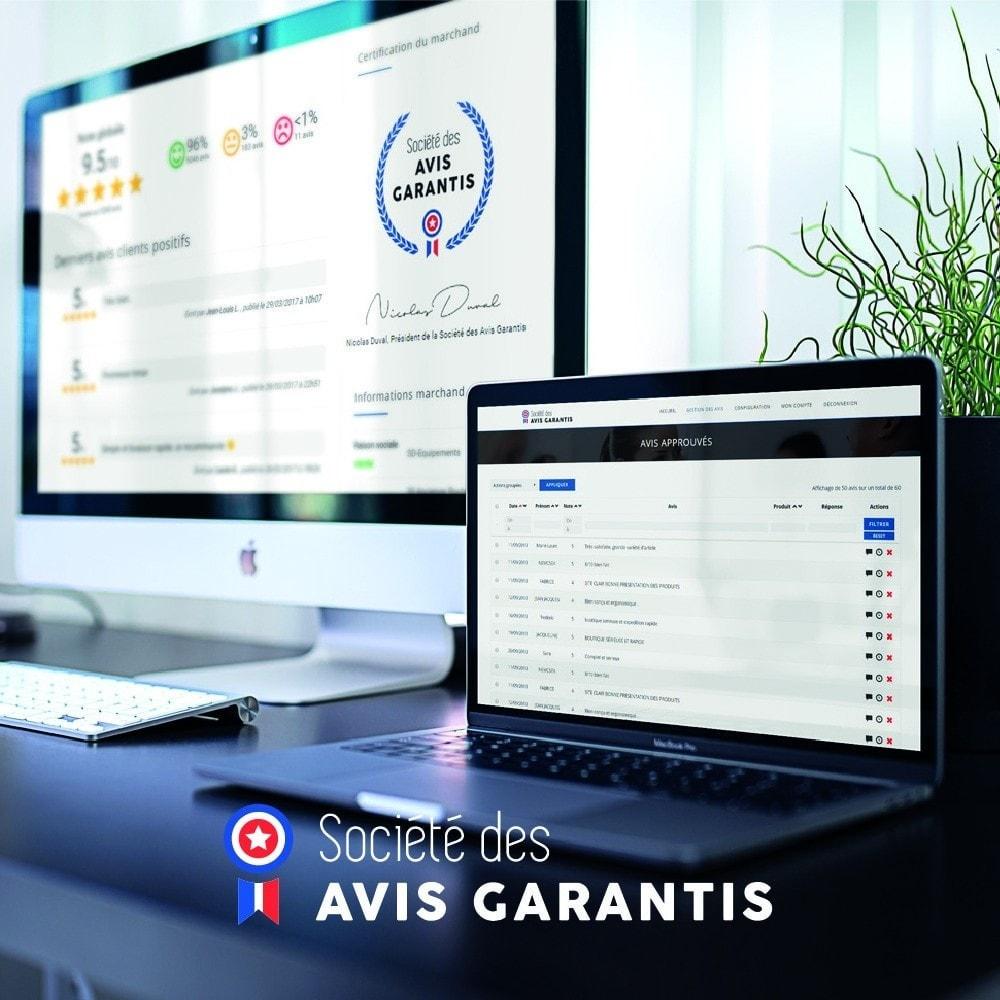 module - Avis clients - Avis clients - Société des Avis Garantis - 2