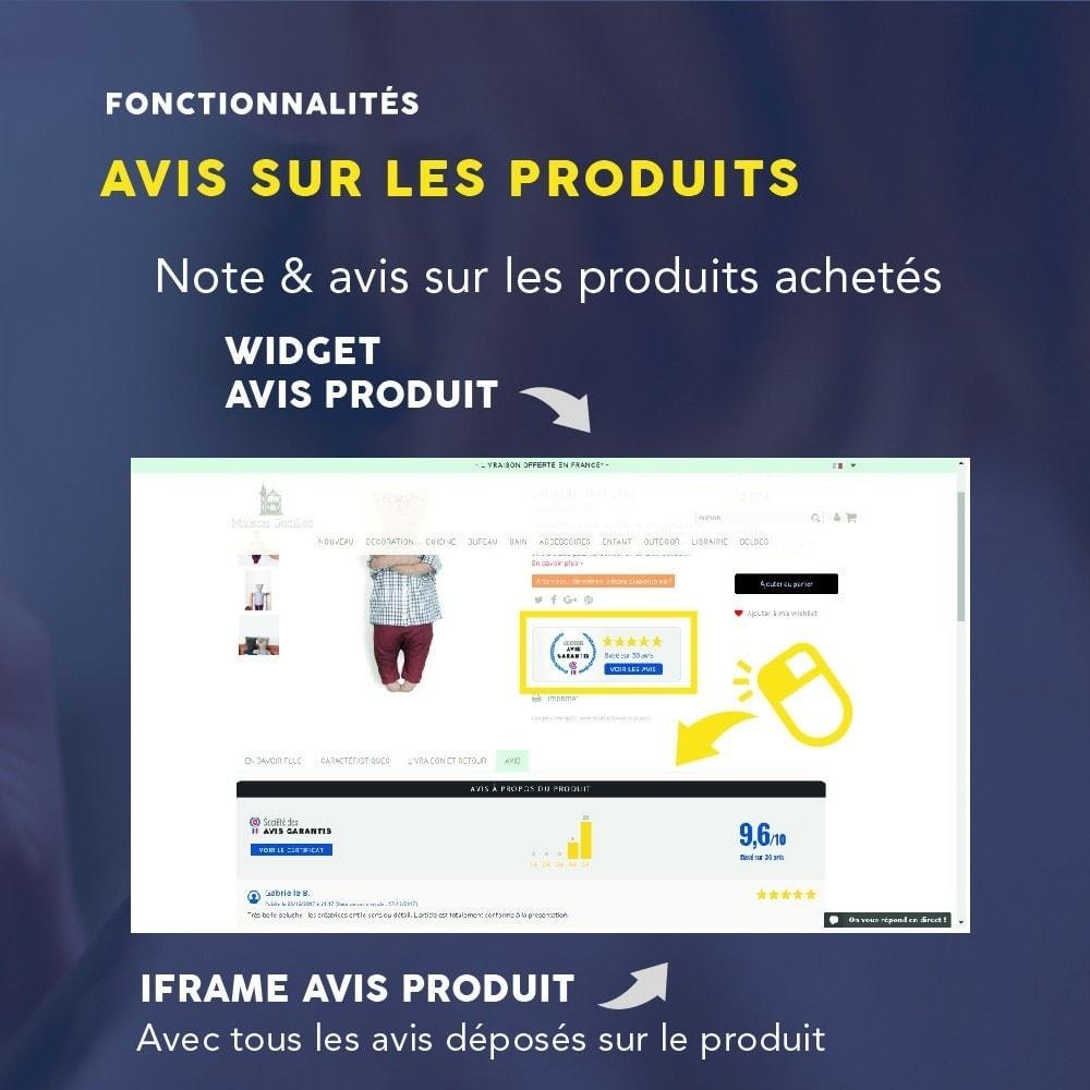 module - Avis clients - Avis clients - Société des Avis Garantis - 8