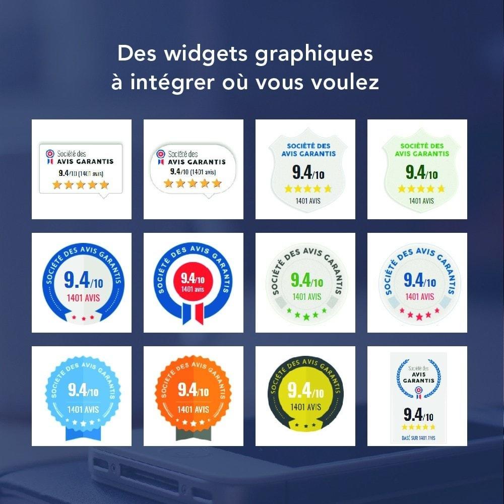module - Avis clients - Avis clients - Société des Avis Garantis - 10