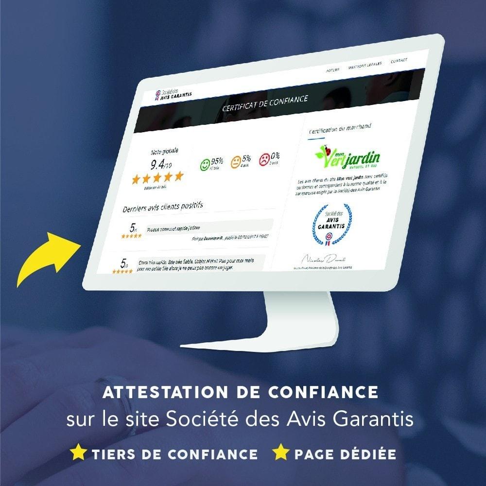 module - Avis clients - Avis clients - Société des Avis Garantis - 12