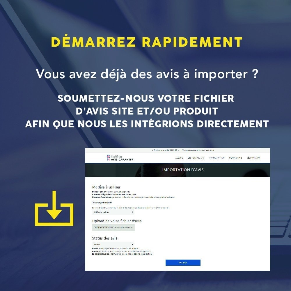 module - Avis clients - Avis clients - Société des Avis Garantis - 17