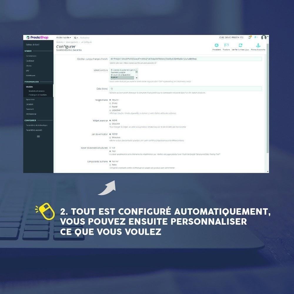 module - Avis clients - Avis clients - Société des Avis Garantis - 20