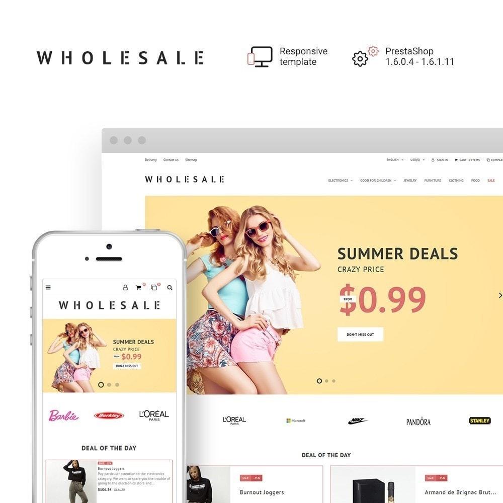 theme - Мода и обувь - Wholesale 1.7 - 2