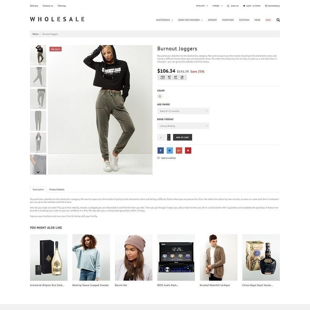 theme - Мода и обувь - Wholesale 1.7 - 4