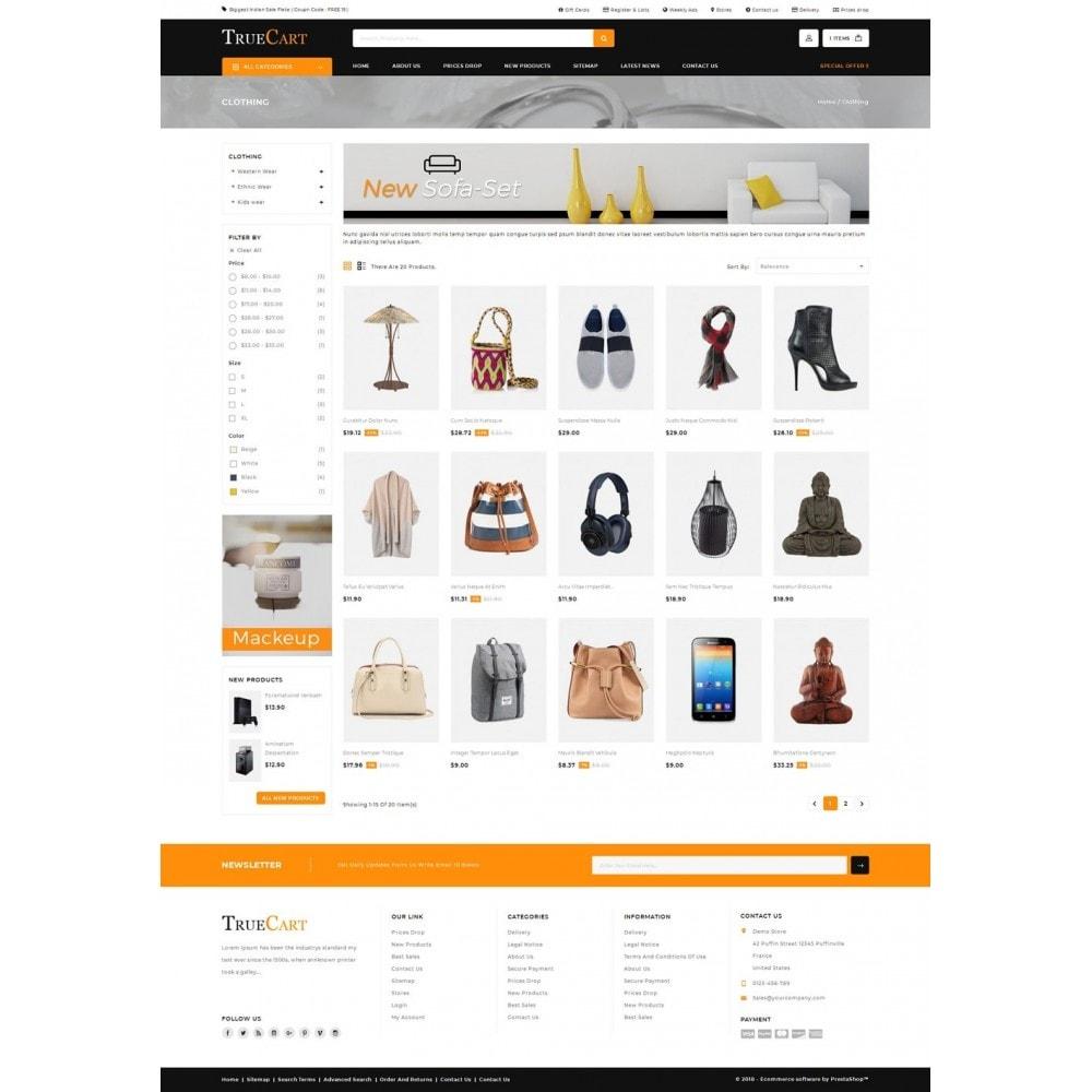 theme - Mode & Chaussures - TrueCart - Multipurpose Store - 3