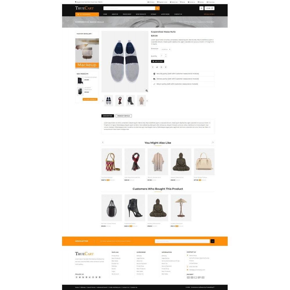 theme - Fashion & Shoes - TrueCart - Multipurpose Store - 4