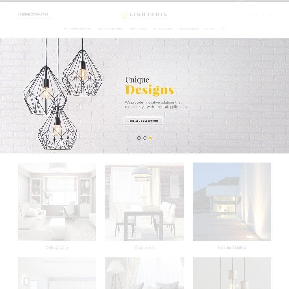 theme - Hogar y Jardín - Lightedix - Lighting Store - 7
