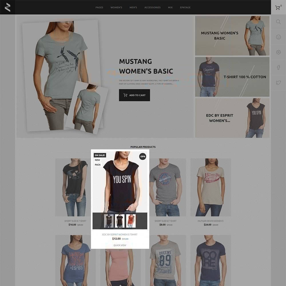theme - Moda & Calzature - T-Store - 4