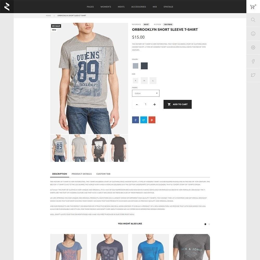 theme - Мода и обувь - T-Store - 3