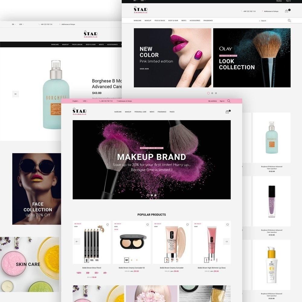 theme - Santé & Beauté - Star Cosmetic - 3