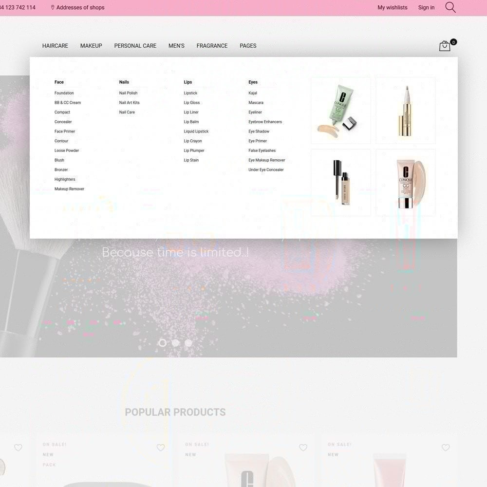 theme - Salute & Bellezza - Star Cosmetic - 7