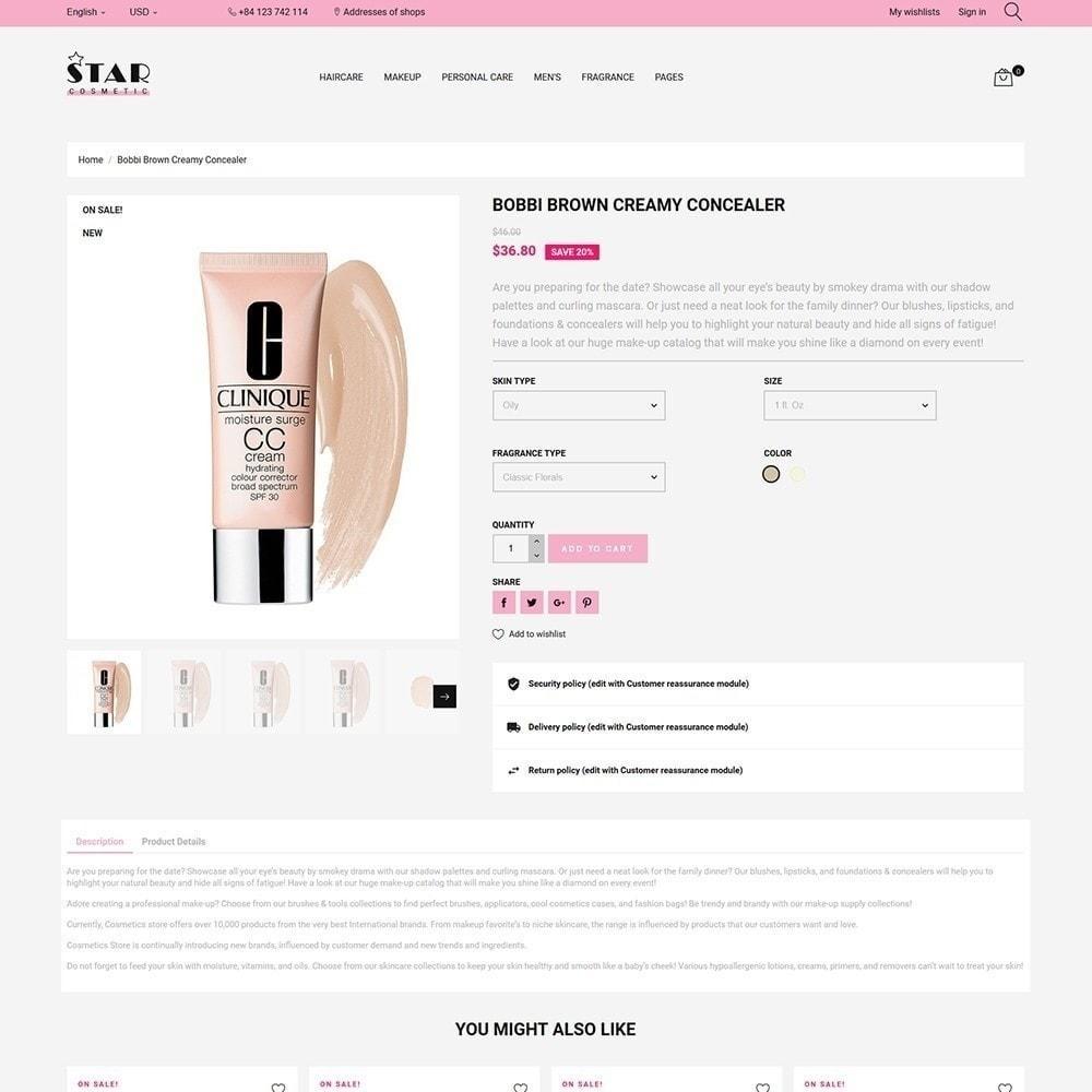 theme - Salud y Belleza - Star Cosmetic - 4