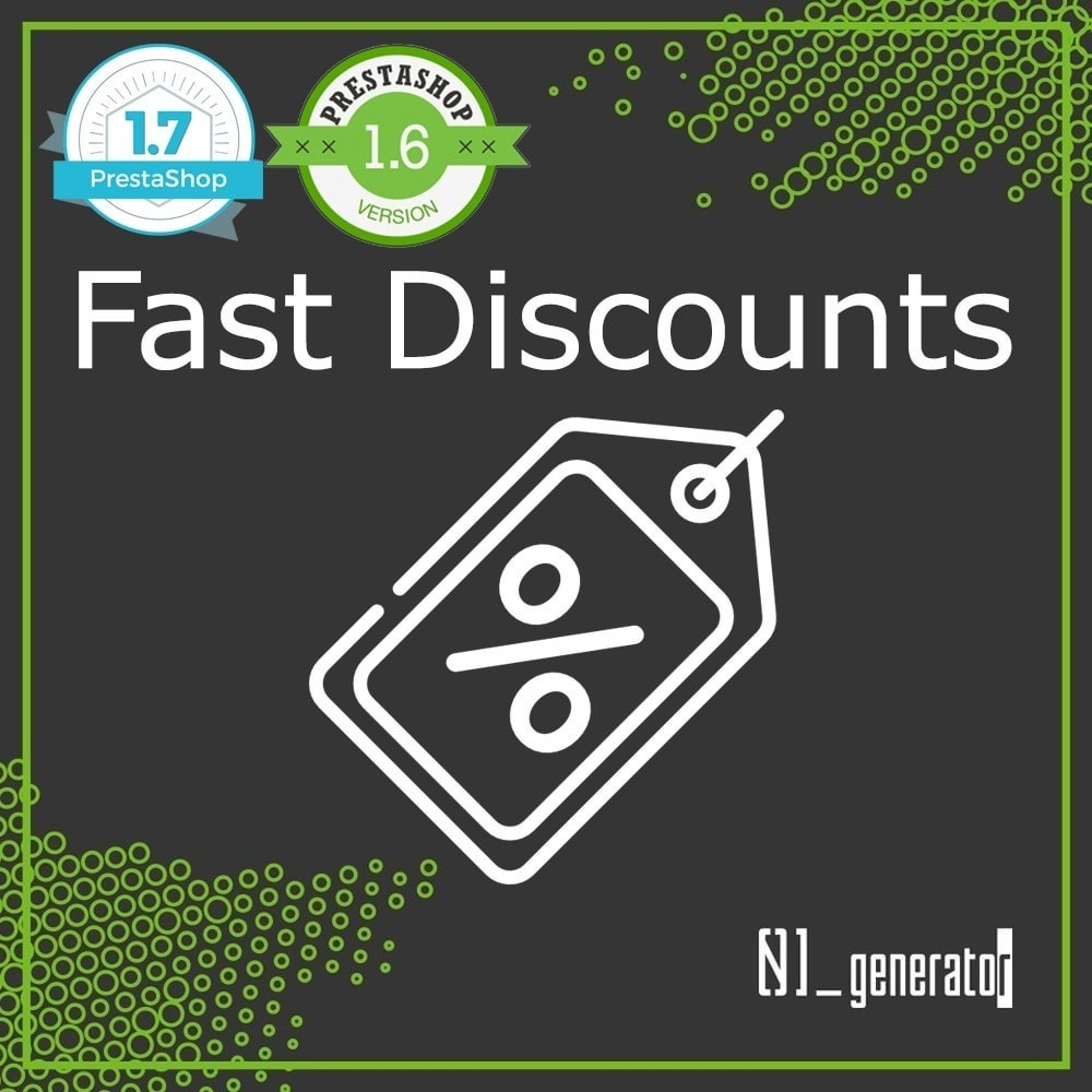 module - Edição rápida & em massa - FastDiscounts - 1