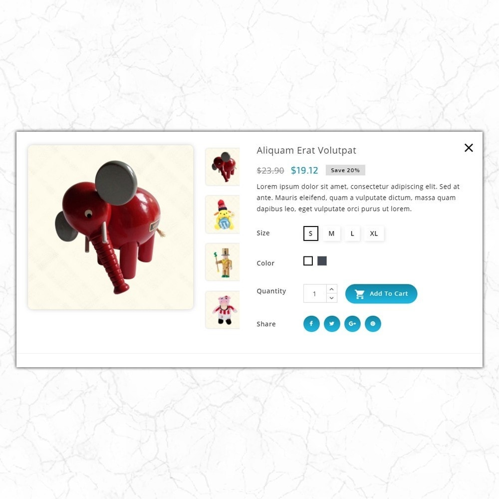 theme - Kinderen & Speelgoed - ToyMart - Toy Store - 7
